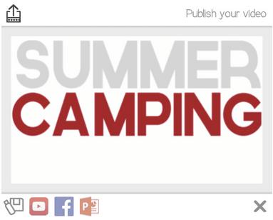summercamping