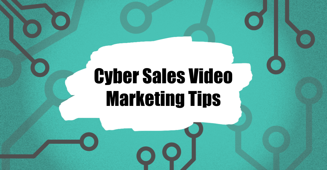 Skyrocket your Black Friday and Cyber Monday sales: 5 video marketing tips